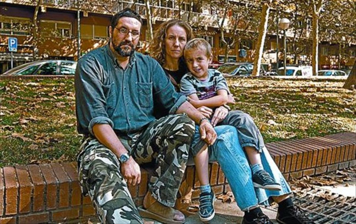 Luis Arribe: «Perdí mi casa porque mi nómina llega 5 días después del recibo de la hipoteca»
