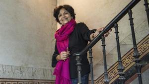 """Arundhati Deosthale: """"En mi pueblo cada niño lee unos 100 libros al año"""""""