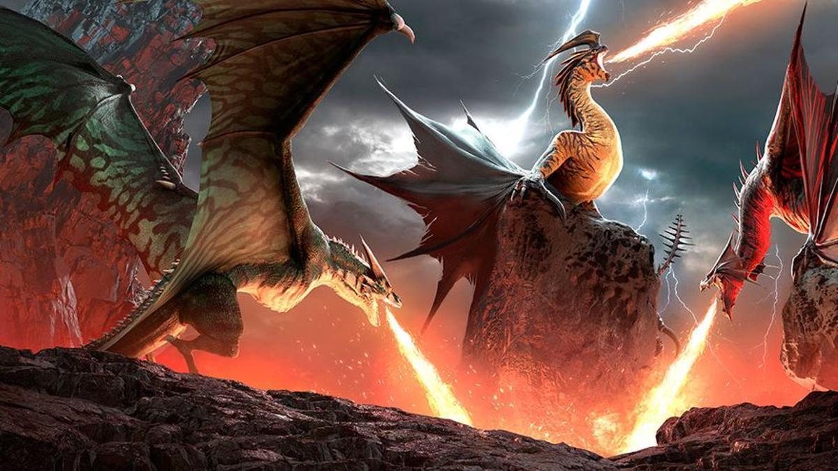 'Century: Age of Ashes', estrena un tráiler repleto de acción y dragones para anunciar su debut