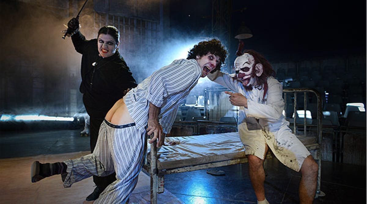 El Circo De Los Horrores Trae Manicomio A Barcelona
