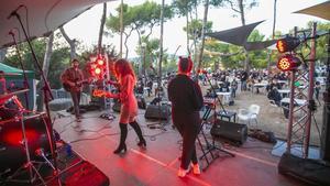 Pícnic beat, concerts a l'ombra dels pins