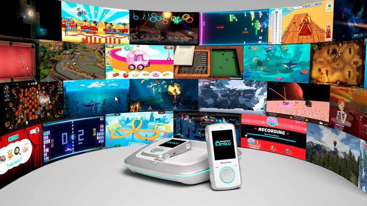 La consola Intellivision Amico pospone su lanzamiento hasta la campaña de navidad