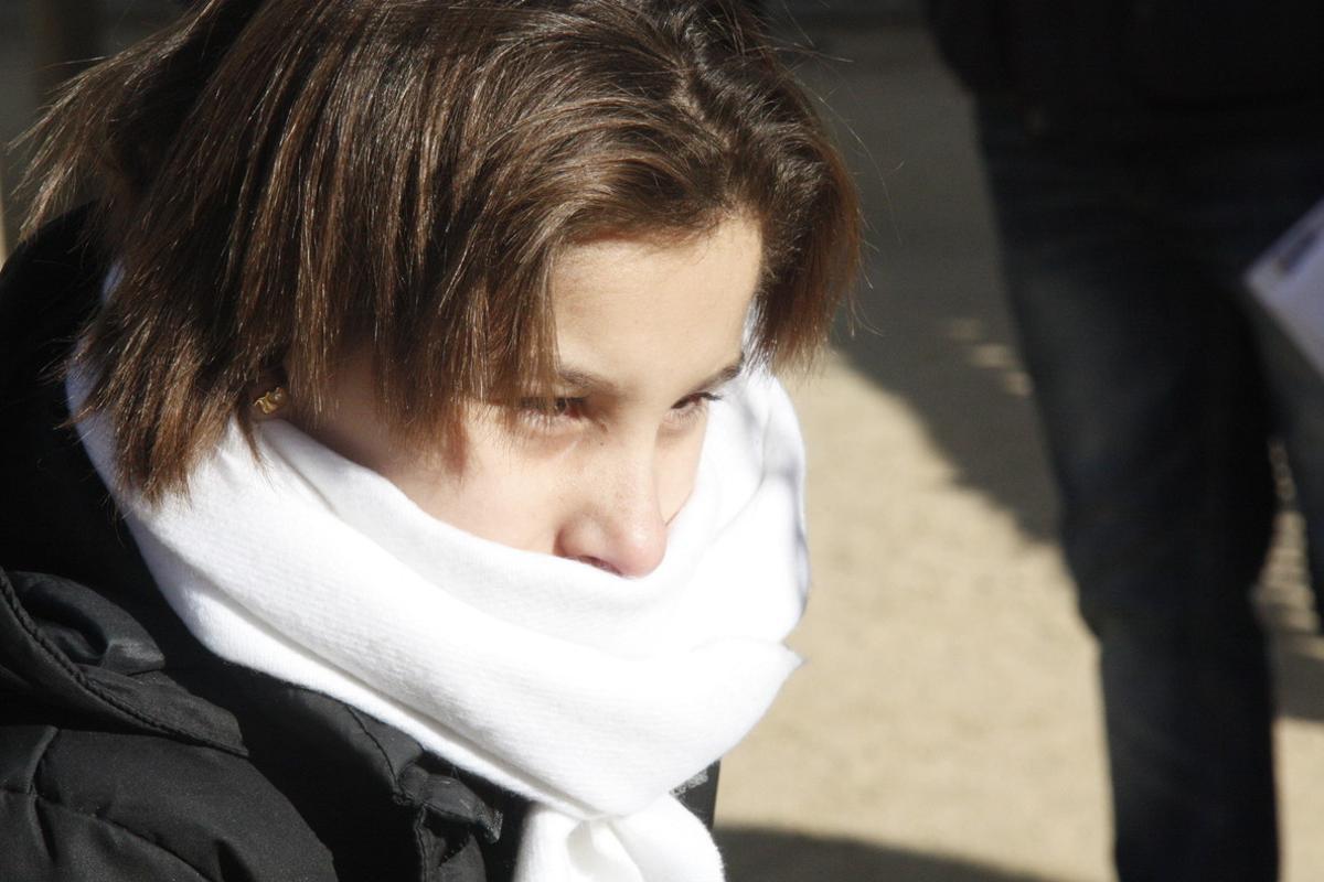 Nadia Nerea, de 11 años.