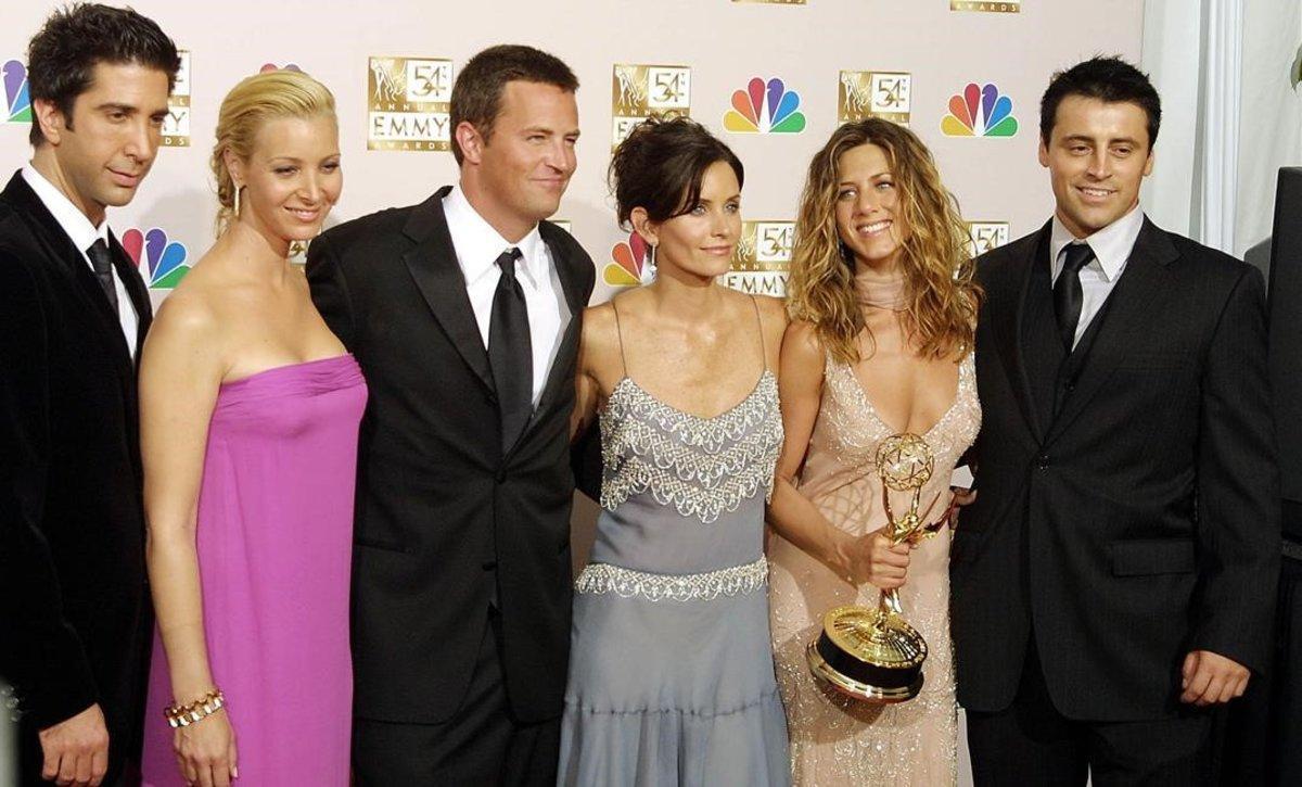 ¿Qué ha sido de los 6 protagonistas de 'Friends'?