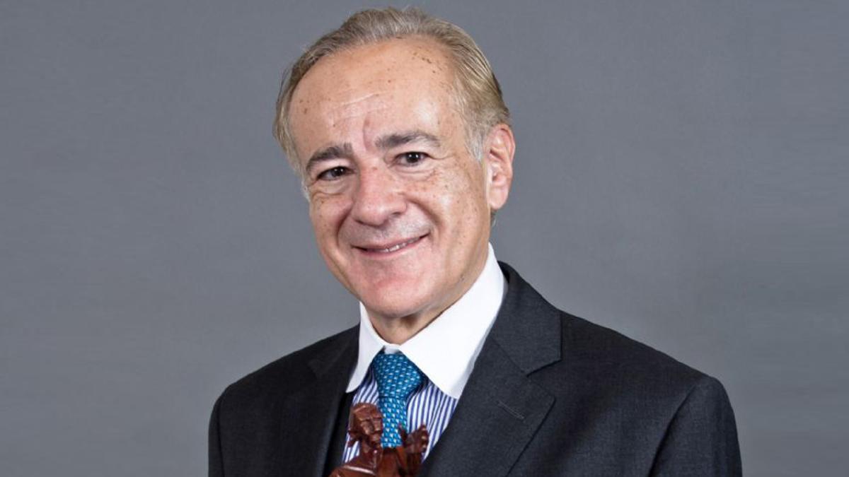 Allen Sanginés-Krause, financiero mexicano y amigo de Juan Carlos de Borbón.