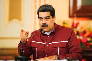 Maduro prometió que el nuevo Parlamento debatirá sobre el matrimonio igualitario.