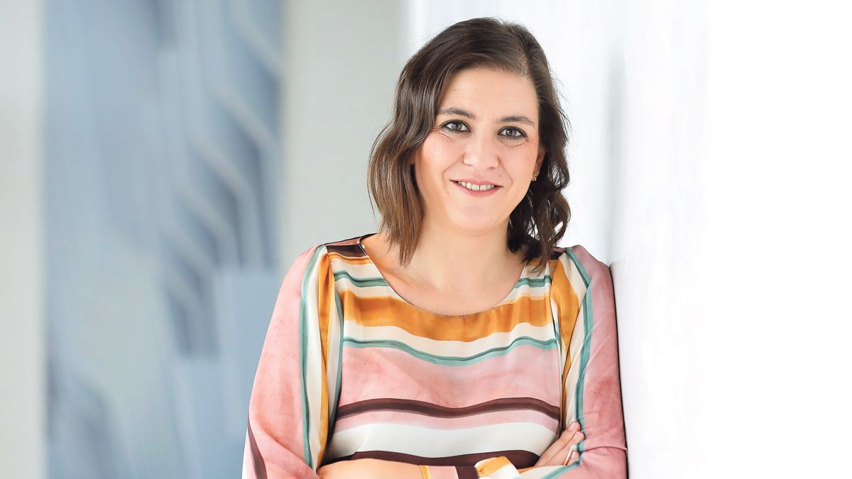 María Eugenia López, responsable de franquicias de BBVA.