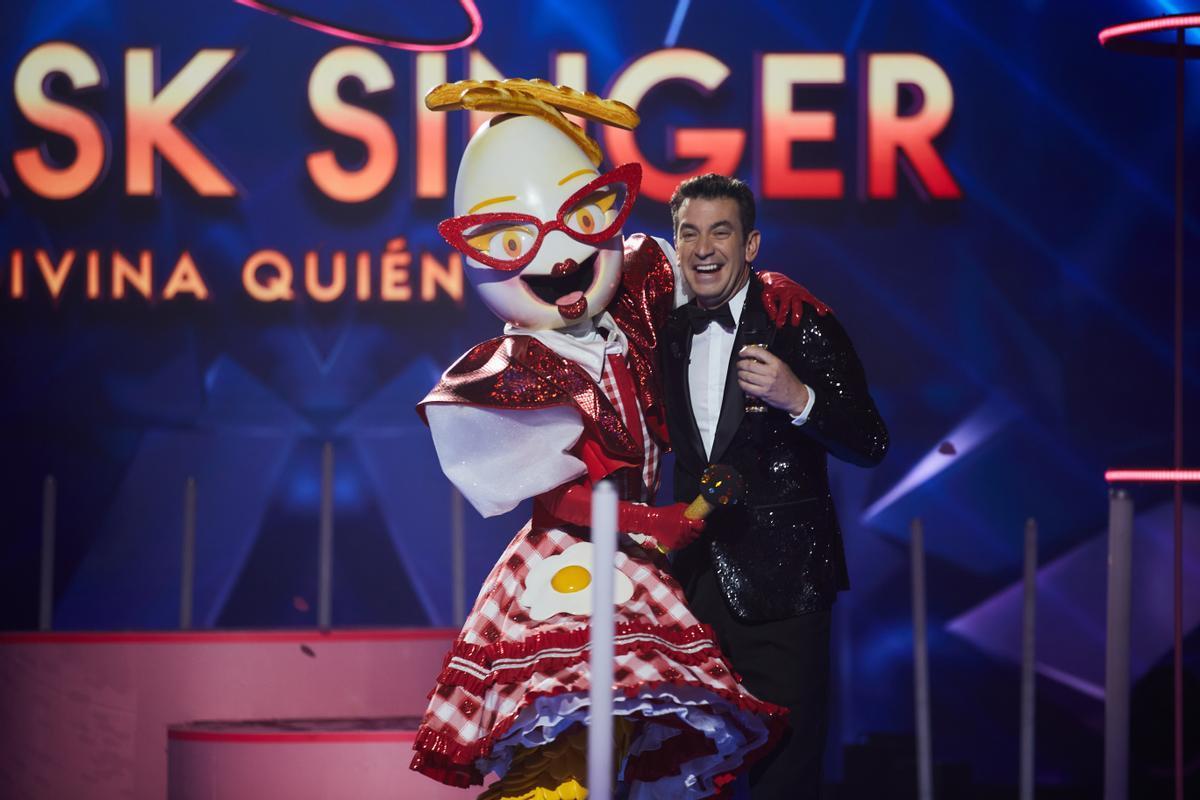 Gala final de 'Mask singer'