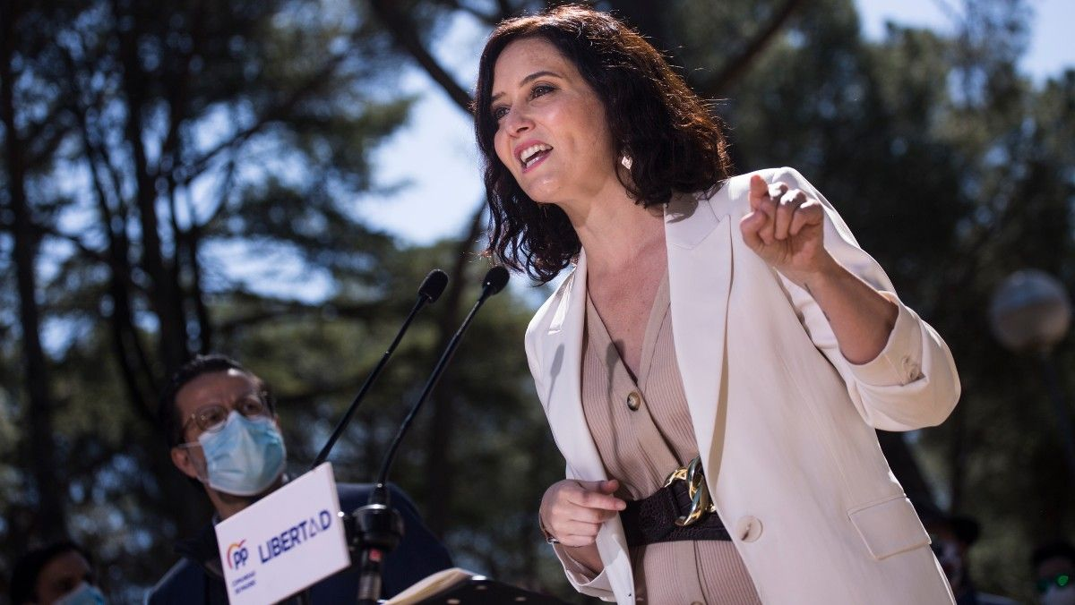 Resultats de les eleccions a la Comunitat de Madrid 2019: Així va arribar Ayuso a la presidència