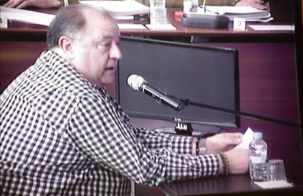 El empresario Juan Manuel Parra, de Hispart.