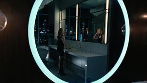 Rachel Evan Wood, en un fotograma de la tercera temporada de 'Westworld'