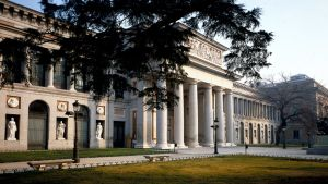 El Museo del Prado.