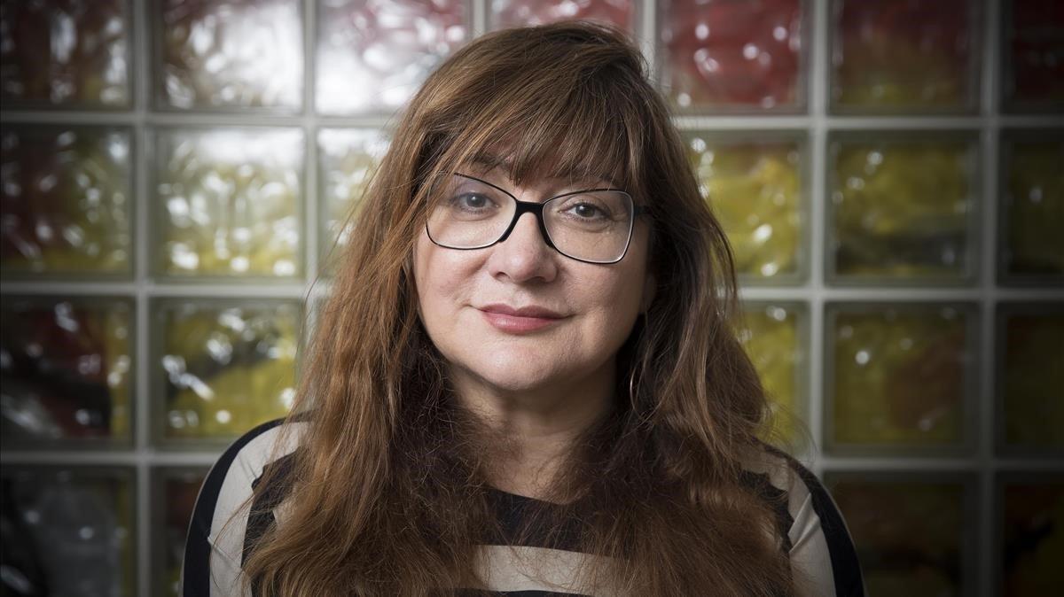 La cineasta Isabel Coixet, el pasado marzo en Barcelona.