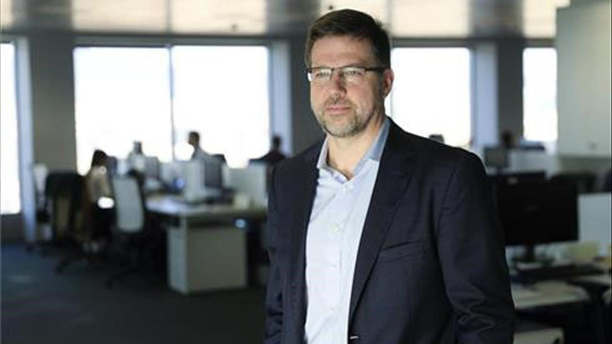 Joan Clotet, gerente de innovación en talento de Ferrovial.