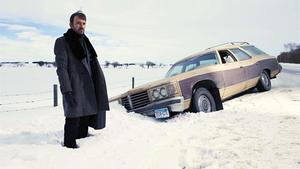 Billy Bob Thornton, en el papel de Lorne Malvo en un fotograma de la serie 'Fargo'.
