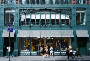 Tienda de Mango en Nueva York.