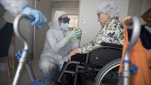 Coronavirus: Continua el descens de morts a Espanya amb 87 morts avui