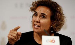 La portavoz del PP en el Congreso, Dolors Montserrat.