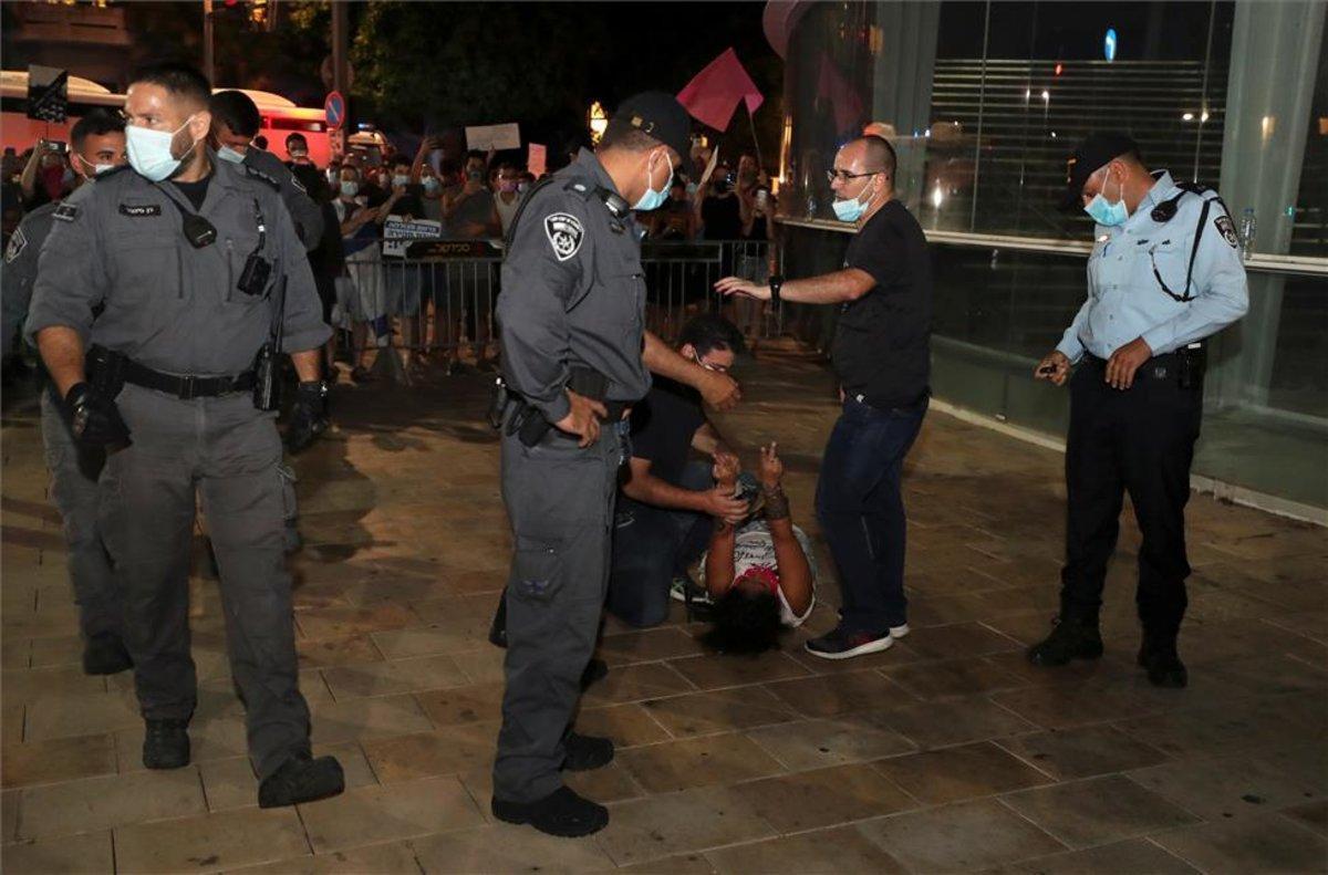 Ha habido enfrentamientos en Israel en las últimas semanas