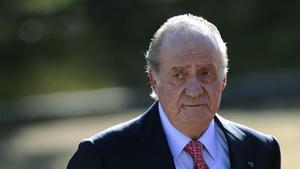 El rey Juan Carlos, en una foto de archivo.