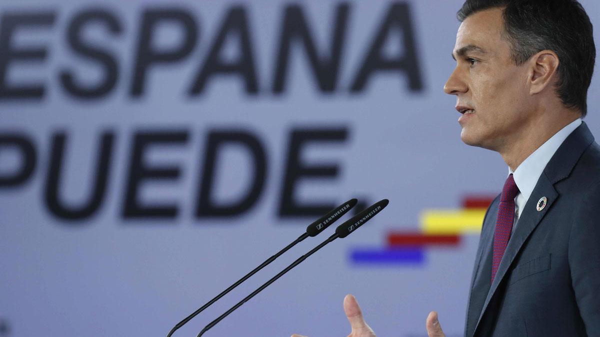Sánchez anuncia una estrategia única de vacunación para toda España.