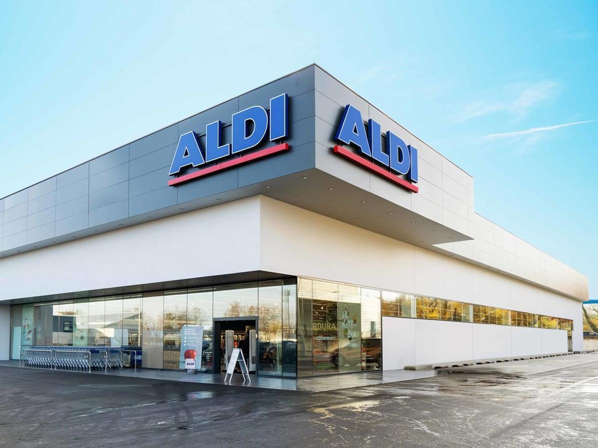 Un establecimiento de Aldi.