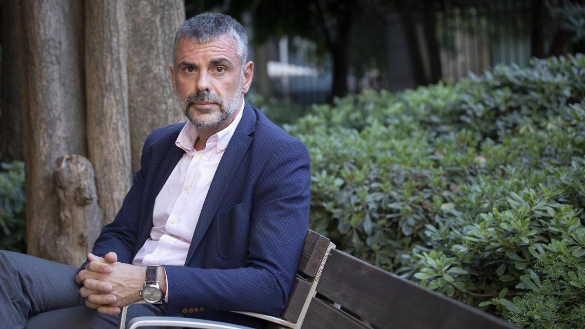 Entrevista al 'exconseller' Santi Vila.