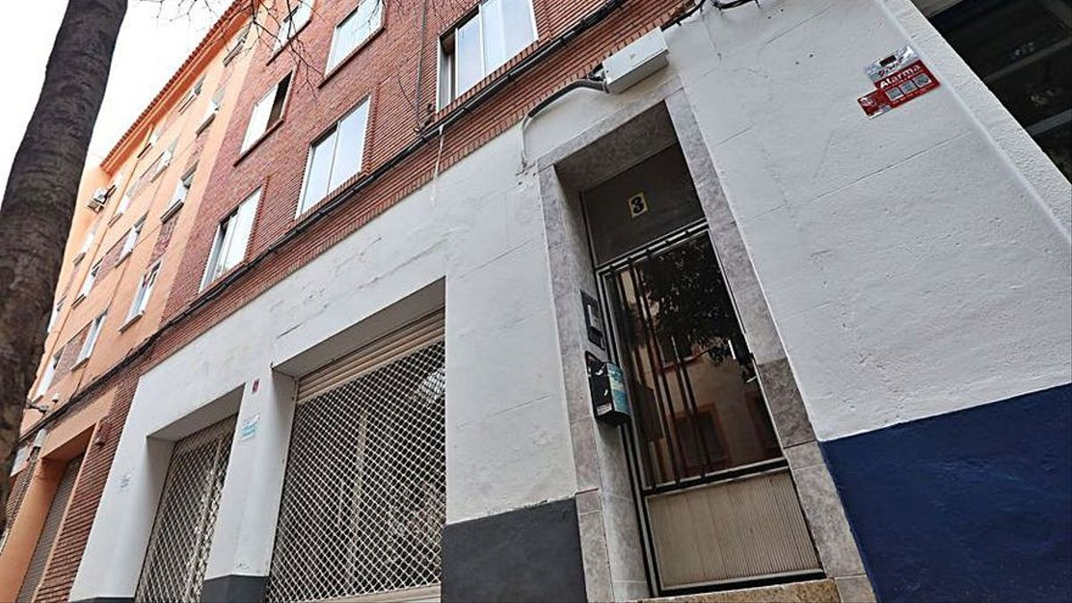 Los hechos se produjeron en la calle Eloy Martínez número 3 de Zaragoza.