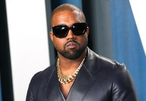 El rapero Kanye West, el pasado febrero, en una fiesta post-Oscar.