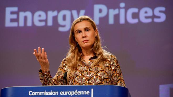 Bruselas descarta medidas urgentes por la escalda de precios de la energía.