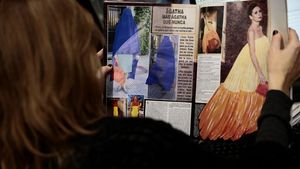 Agatha Ruiz de la Prada firma el divorcio con burka