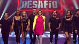 Los concursantes de la primera edición de 'El desafío'.