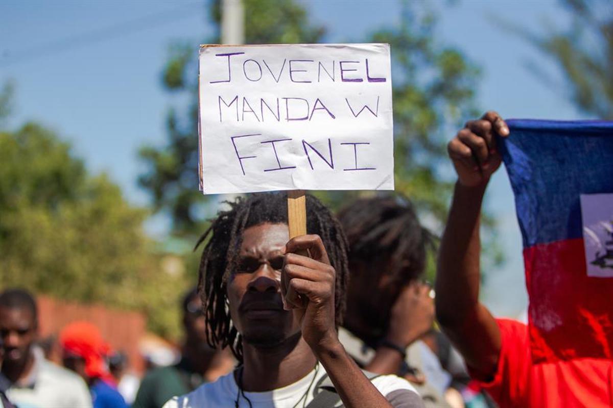 Posen en llibertat el jutge acusat d'organitzar un cop d'estat a Haití