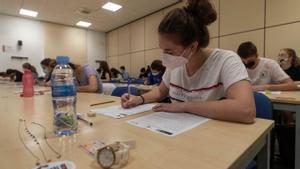 Arranca la EBAU para 7.263 estudiantes de la Región de Murcia