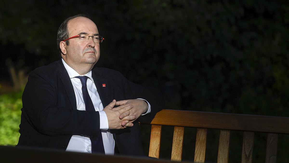 Iceta: «La investidura obrirà un cicle nou a Espanya»