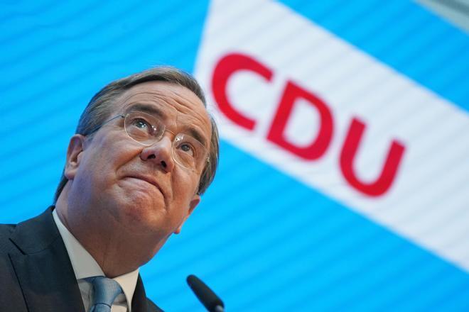 Laschet, candidato de los conservadores a ocupar la cancillería de Alemania