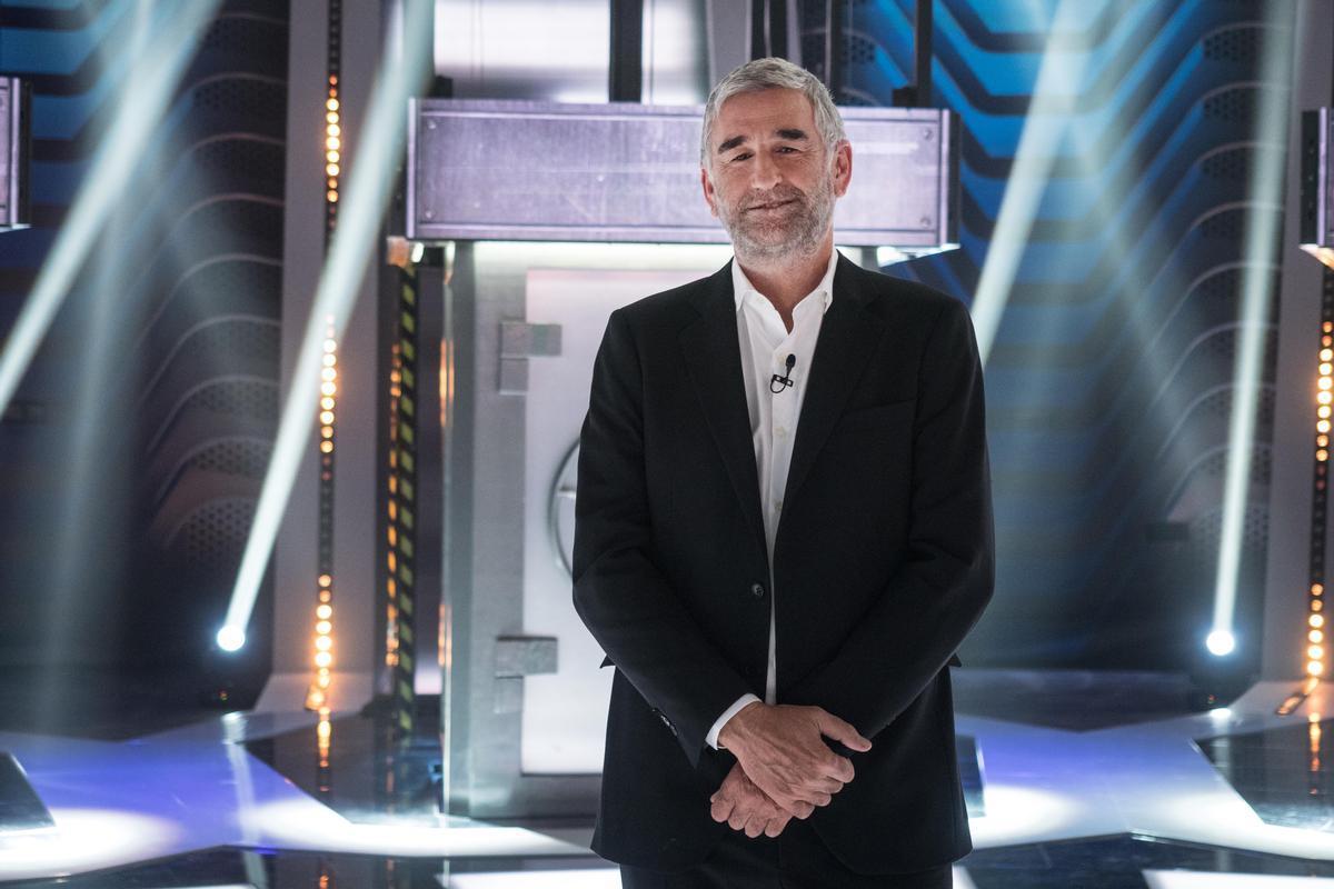 El exjugador de baloncesto fue presentador en RTVE en 2018 y ahora colabora en algunos programas de la TV pública
