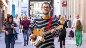 """""""El carrer és una manera molt respectable de guanyar-se la vida amb la música"""""""