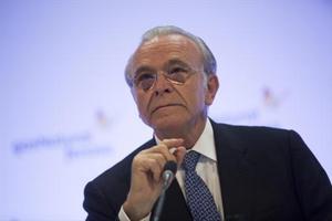 Isidre Fainé, presidente de la Fundación La Caixa.