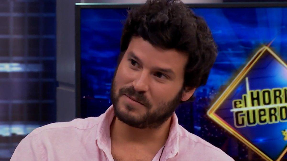 Willy Bárcenas en 'El hormiguero'.