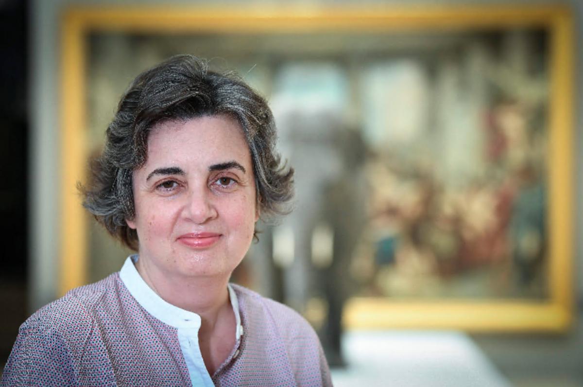 Laurence des Cars, la primera dona al capdavant del Louvre