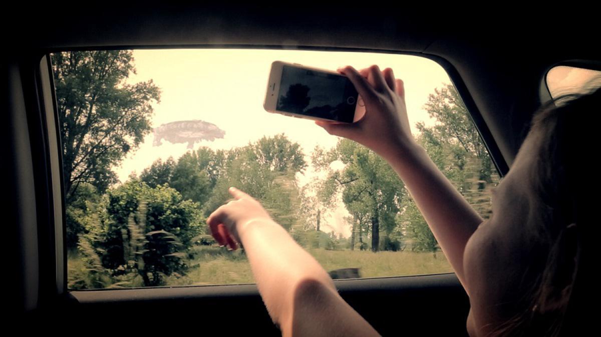 Imagen del 'Día Alienígena' de DMAX.