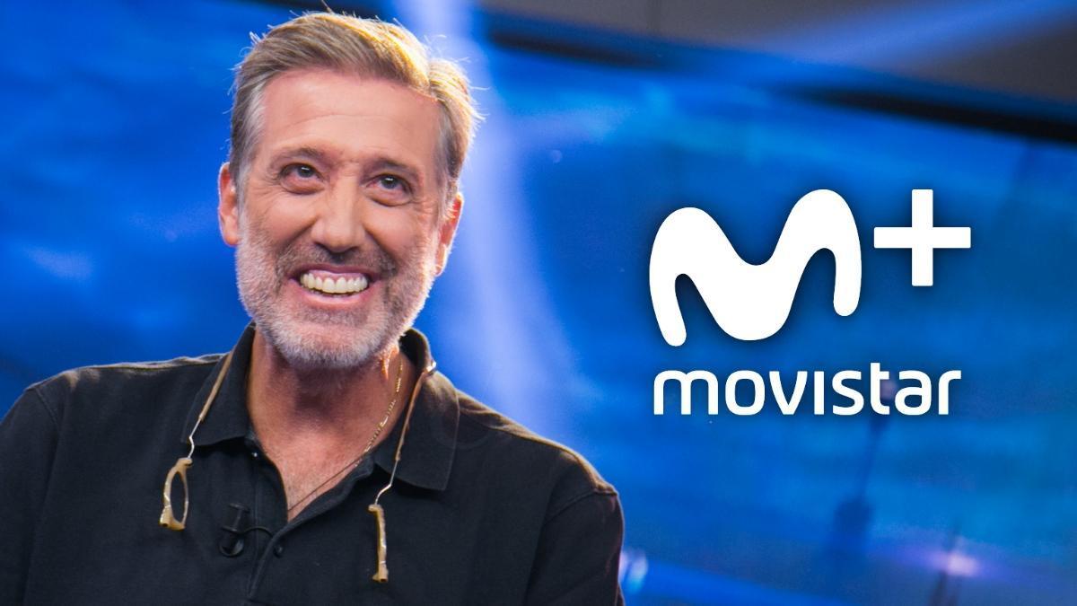 Emilio Aragón, nuevo fichaje de Movistar+