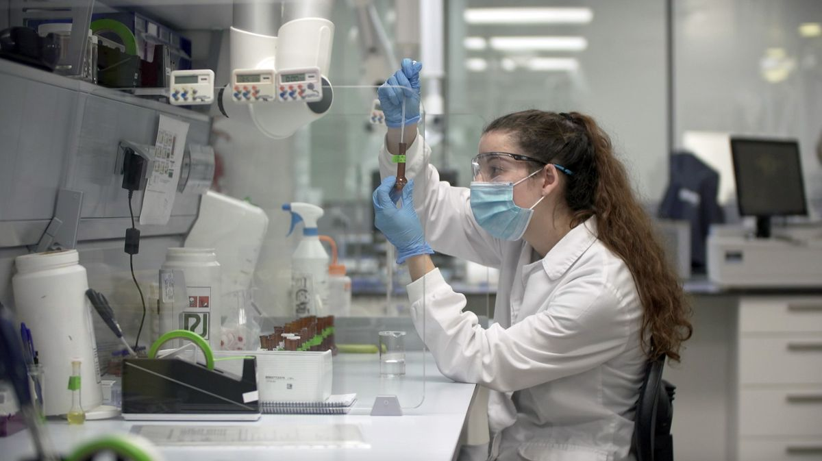 Laboratorios farmacéuticos de Reig Jofre.