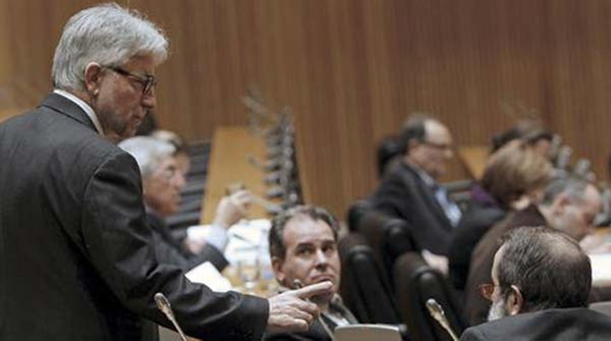 La mayoría de los grupos parlamentarios piden una votación aparte para la disposición final segunda