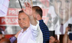 Andrzej Duda, un president crescut a l'ombra dels Kaczynski