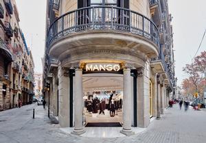 Mango vendrà peces d'Intimissimi a la seva web