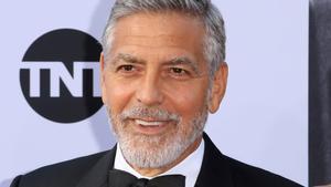 L'actor George Clooney, ferit lleu després d'un accident de moto a Sardenya