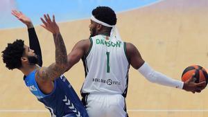 El Joventut passa per sobre del Gipuzkoa Basket