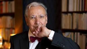Michel Maffesoli, sociólogo frances y profesor emérito de la Sorbona